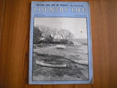 COUNTRY LIFE MAGAZINE - APRIL 14th 1950