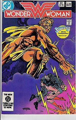 Wonder Woman #307 VF- 7.5 1983 DC See My Store