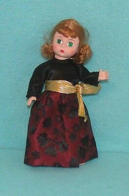 "Vintage Madame Alexander Indonesia Outfit for your 7-8"" Doll"