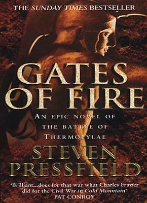 Gates Of Fire: An Epic Novel of the Battle of Thermopylae,Steven Pressfield