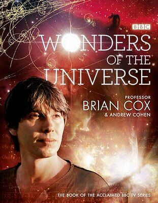 Wonders of the Universe,Brian Cox,Andrew Cohen