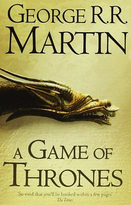 A Game of Thrones (Reissue) (A Song of Ice and Fire, Book 1),George R.R. Martin