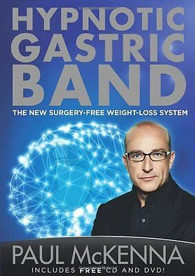 The Hypnotic Gastric Band(CD+DVD),Paul McKenna