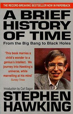A Brief History Of Time: From Big Bang To Black Holes,Stephen  ,.9780553175219