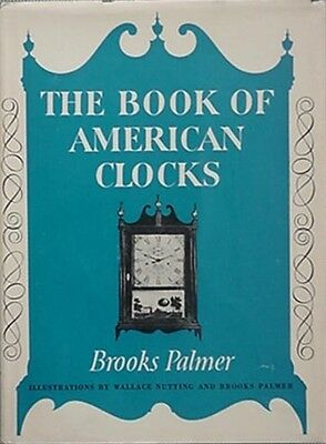 American Clocks, 1979 Book (Eli Terry Cvr +