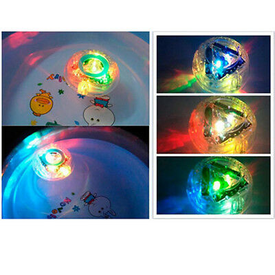 Party in the Tub Bath Time Fun Kid Shower Changing LED Light Toy 2016 New