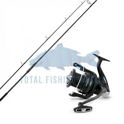 Greys NEW GT Distance Spod Rod 12ft + Aerlex 10000 Spod Reel