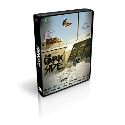 Darkside Snowboard DVD By Videograss NEW snowboarding