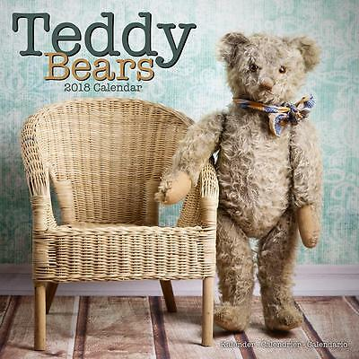 Teddy Bears 2018 Calendar 15% OFF MULTI ORDERS!