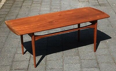 vintage COFFEE TABLE Tove & Edvard Kindt-Larsen FRANCE & SØN