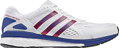 adidas Adizero Tempo AKTIV Mens Running Shoes - White
