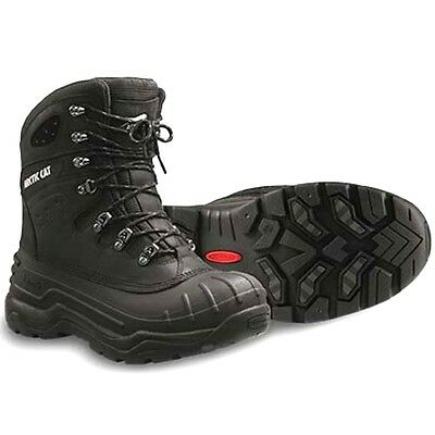 Arctic Cat Men's Expedition Snowmobile Boots by Kamik - Black - 5242-52_