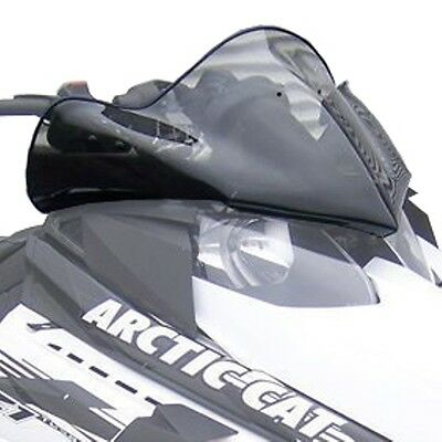 Arctic Cat Clear Smoke Tint Mid Windshield 2009-2013 Z1 & TZ1 Turbo - 6606-274