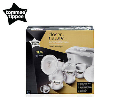 Tommee Tippee Manual Breastfeeding Kit
