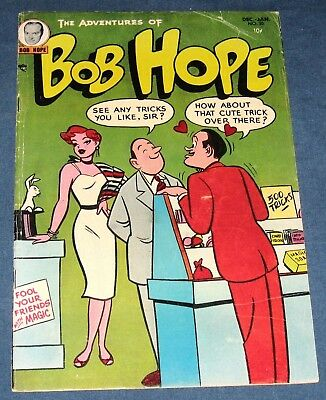 Adventures Of Bob Hope #30  Dec 1954