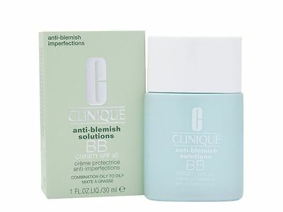 Clinique Anti-Blemish Solutions BB Cream SPF 40 30ml - Light Medium - Makeup