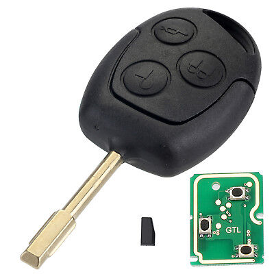 4D60 Remote Key 433MHz Chip for FORD Focus Fiesta Mondeo C-MAX Fusion Transit KA