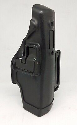 Genuine Ex Police X26 Taser Blackhawk Holder For Duty Belt Type 1