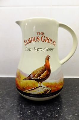 The Famous Grouse Water Jug ex con