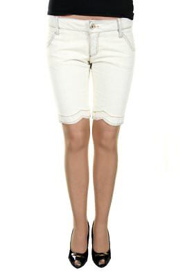 Kings Jeans BO-L670006_01 Shorts donna - colore Bianco IT