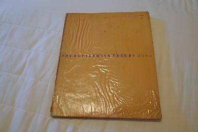 The Buttermilk Tree By Nura Signed Rare Antique Book 1934 Illustrations Hc Deco
