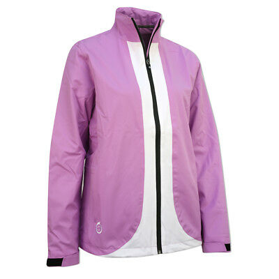 Sunderland Ladies Shaped Waterproof Jacket with Lifetime Guarantee in Lilac