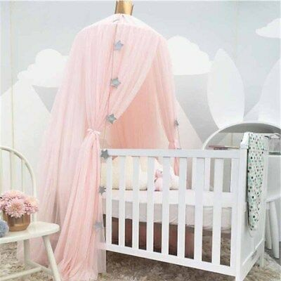 Curtain Mosquito Net Bed Canopy Children Play Tent Bedding For Kids Room Decor