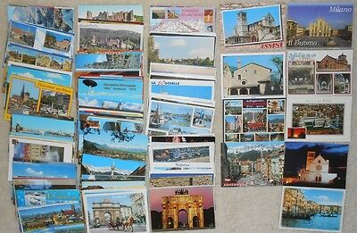 184 GERMANY/AUSTRIA/FRANCE postcards AWESOME MIX of unposted unsent  4x6 #69