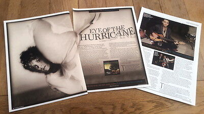 FLEETWOOD MAC 'eye of the hurricane' 2013  5 page UK ARTICLE / clipping