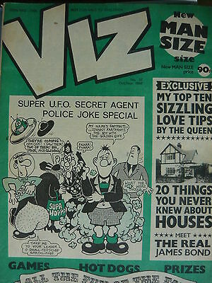 Viz Comic Issue No 32 Oct/nov 1988