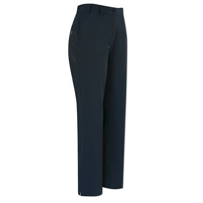 Glenmuir Soft-Stretch Trousers with Flattering Fit in Navy