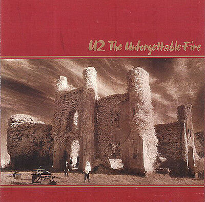 U2 – The Unforgettable Fire   - CD