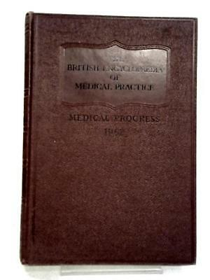 The British Encyclopaedia Of Medica  Books (Lord Cohen Of Birkenhead) (ID:36065)