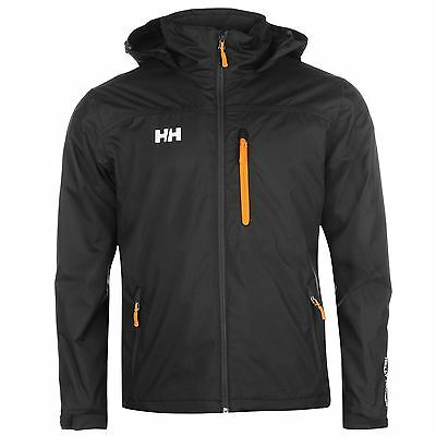 Helly Hansen Mens Promenade Jacket Top Coat Breathable Warm Chin Guard Zip