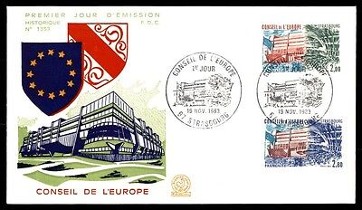 7 unaddressed france fdc 1969 eur 2 21 picclick ie for Architects council of europe