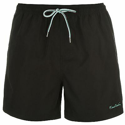 Pierre Cardin Mens Swim Shorts Beach Pants Boardshorts Lightweight Mesh