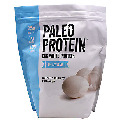 Julian Bakery  Paleo Ketogenic Pure Egg White Protein - 2 lbs UNFLAVORED