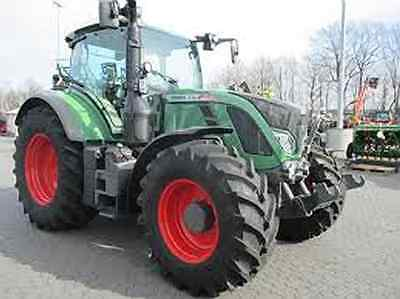 Fendt Vario Com3 702 714 716 718 818 820 Workshop Manual Digital