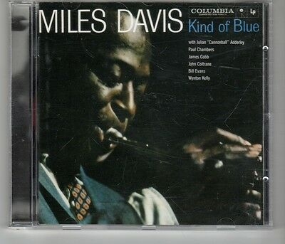 (HJ478) Miles Davis, Kind of Blue - 1997 CD