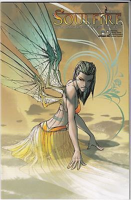 Soulfire #1 Jay Company 2004 Exclusive Edition NM/NM+ Michael Turner Ltd 5000