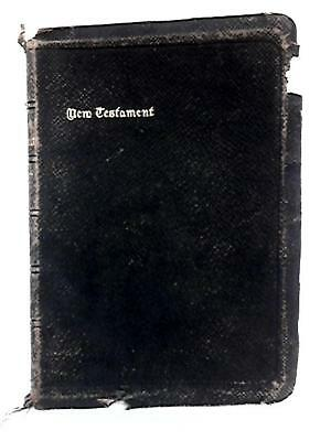The Variorum Edition of the New Testament of Our  Book (R. L Clarke) (ID:90860)