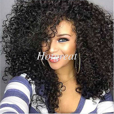 Brazilian Synthetic wire Deep Wavy Curly Net Cap Full Wig With Baby Hair Cosplay