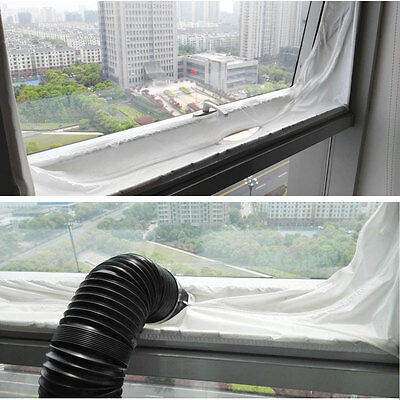 AirLock Window Seal Cloth Air Stop For Mobile Air Conditioners Water-Repellent