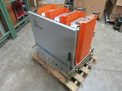 GE Power/Vac 2000A VB 4.16-250-1 5kV Vacuum Breaker General Electric PowerVac