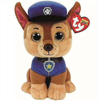 Ty Beanie Babies 41208 Paw Patrol Chase the Dog