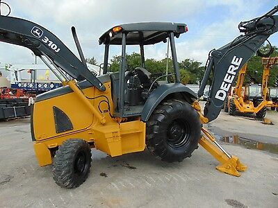 "2010 John Deere 310J ""4Wd"" Backhoe Loader - Only 2,485 Hours -"