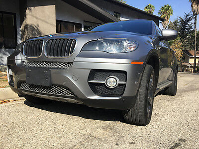 2011 BMW X6 xDrive35i Sport Utility 4-Door 2011 BMW X6 xDrive35i Sport Utility 4-Door 3.0L Pristine One Owner Low Milage