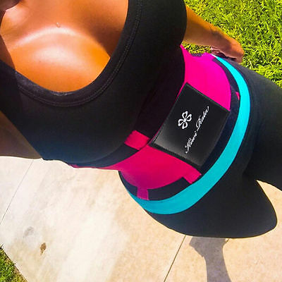 Extreme Fitness Waist Trainer Belt Thermo Power Hot Body Shaper Body Cincher UK