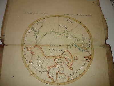 Carey's General Atlas 1796,china,asia,world,north Pole,captain Cook,colored Maps