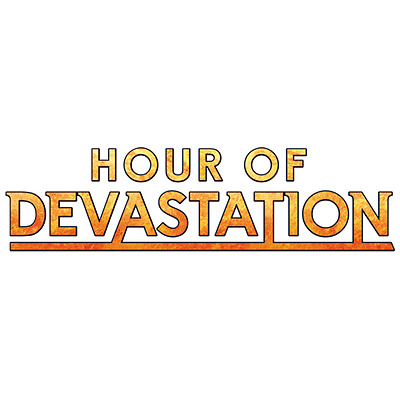 MTG HOUR OF DEVASTATION * Complete Set with Mythics x1